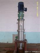 雙層磁力驅動攪拌器(不銹鋼外殼)