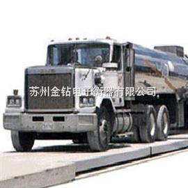SCS0308数字式电子汽车衡,3*8米汽车衡,3*10米地磅。昆山原料地板厂