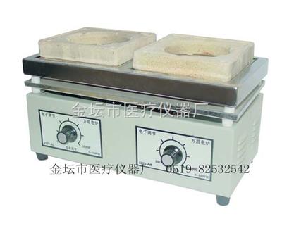 DDL-2*1KW电子调温电炉