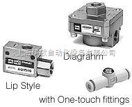 现货日本SMC快速排气阀AQ5000-04