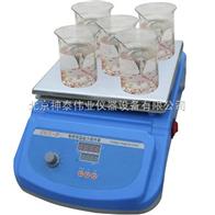 ZNCL-D智能加熱-多點磁力攪拌器