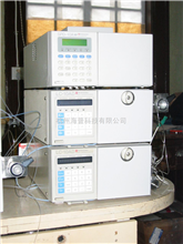 二元高压双泵梯度标准套二手液相色谱仪岛津