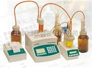 ZDJ-3卡氏微量水分测定仪
