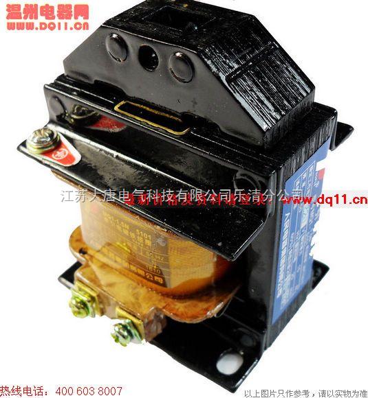 mq1牵引电磁铁额定电压至380v的控制电路中,mq1牵引电磁铁作为机械