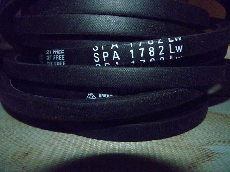 SPA1782LW进口三星三角带代理,耐高温皮带批发商