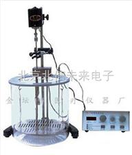 HG23-76-1A数字式控温水箱 数显水浴锅 恒温型水槽 恒温水浴 电动搅拌玻璃恒温水浴
