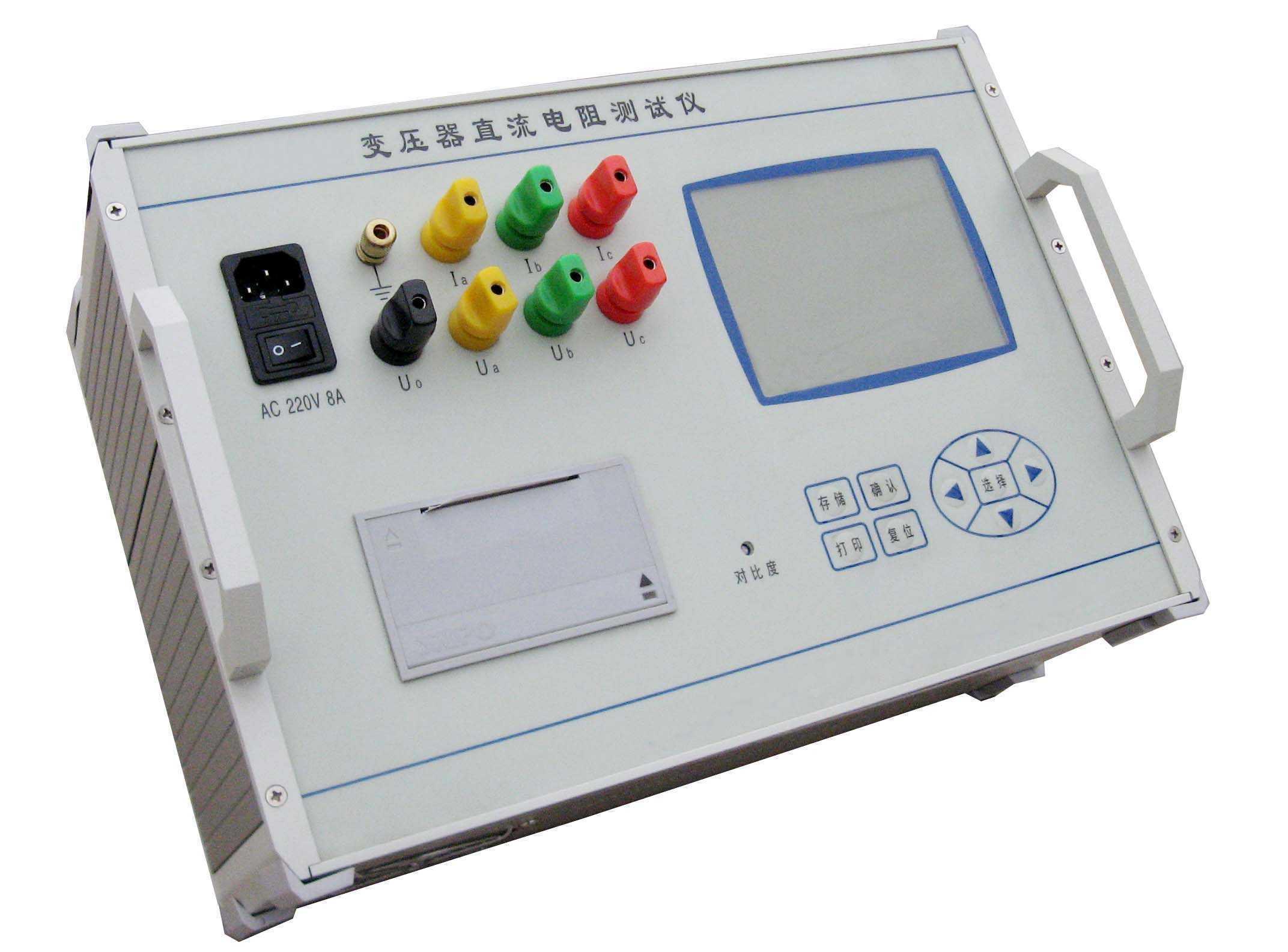 输电线路工频参数测试仪 继电保护试验箱 瓦斯继电器校验台 电子热