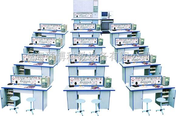 sb-2003b电工,模拟,数字电路,电气控制设备四合一实验室成套设备