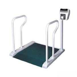 WCS100kg醫院用帶打印輪椅秤
