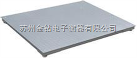 SCS吴中区2吨电子秤/2000公斤地磅