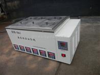 HH-S6J六孔数显恒温磁力搅拌油浴锅(带定时、测速)