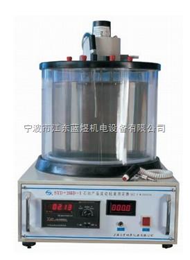 SYD-265D-Ⅰ型石油产品运动粘度测定器