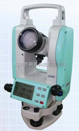 电子经纬仪dt-2