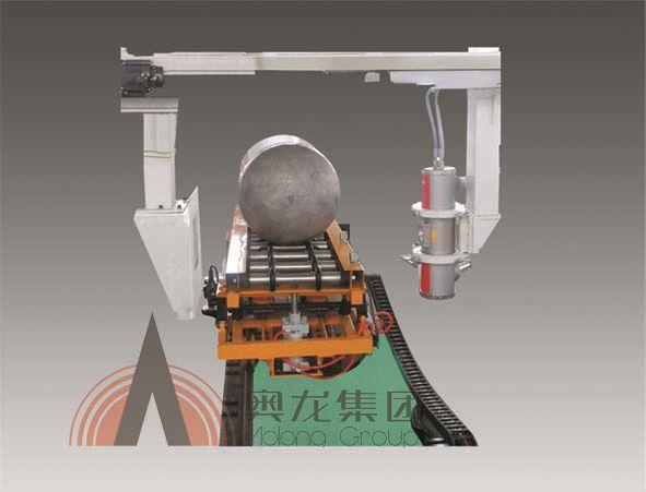 LNG车载气瓶检测,X射线数字成像检测系统
