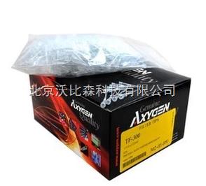实验耗材/10ul带滤芯袋装吸头/TF-300/Axygen 1000支/盒