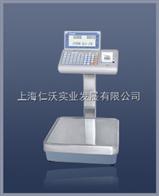 XK3108-PW台衡精密PPW-60kg热敏纸打印电子称价格50公斤磅秤