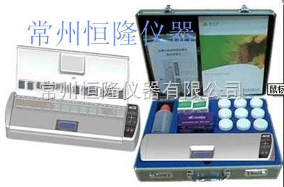 SQ-NCK12农药残毒快速检测仪(12通道卡式)