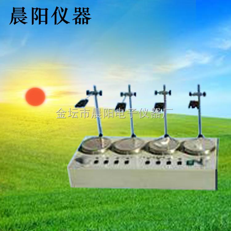 CJJ-4 四聯磁力加熱攪拌器