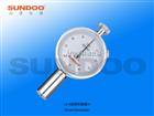 山度LX-A橡膠邵氏硬度計單針