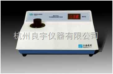 上海精科WGZ-2000型浊度仪图片