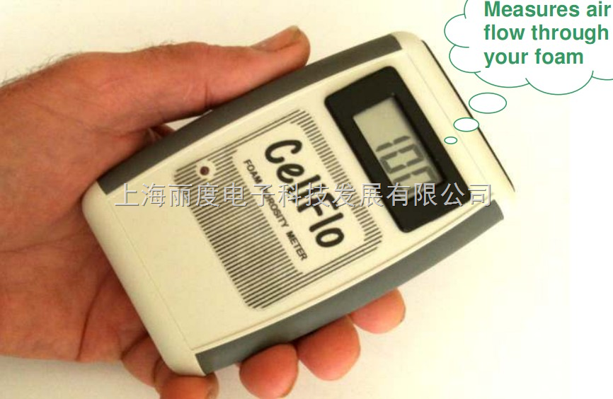 cellflo-便携式聚氨酯泡沫透气度计