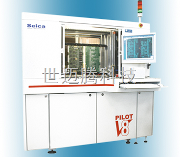苏州电路板测试系统飞针在线测试仪seica v8