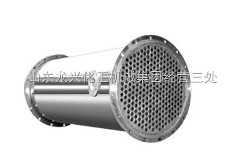 不锈钢立式冷凝器 不锈钢列管冷凝器