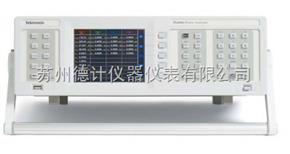 泰克PA4000 功率分析仪