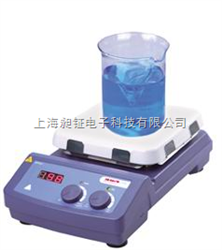 MS7-H550-S型LED数显加热7寸方盘磁力搅拌器