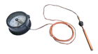 WTZ、WTQ电接点压力式指示温度计