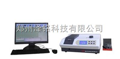 YG201E型纺织品甲醛测定仪/干洗试验机*