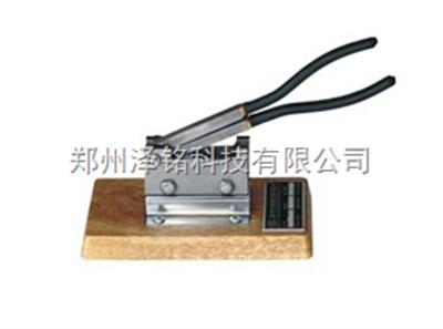 Y171纤维切断器/纤维在测定纤维线密度时纤维切断器*