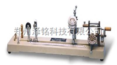 Y321型纤维纱线类手摇捻度机/周口网厂专用纤维纱线类手摇捻度机