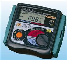 3007A日本共立3007A绝缘电阻测试仪