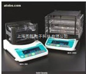 日本*數顯橡膠比重計MDS-300