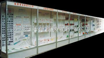 TKK-07E《機械基礎》電腦控制聲動同步陳列柜