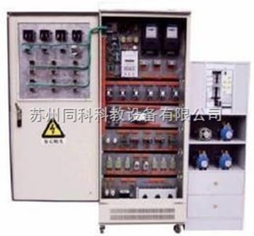 TKK-760C型高級電工、電拖實訓考核裝置(柜式)