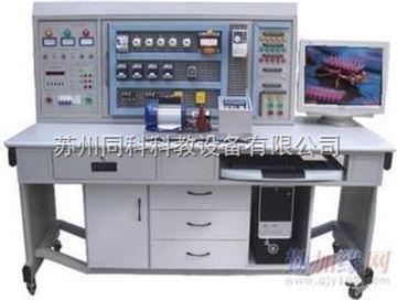 TKK-88B網孔型萬能機床電路實訓考核鑒定裝置(含PLC、變頻器)
