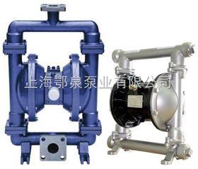QBY新型不锈钢气动隔膜泵