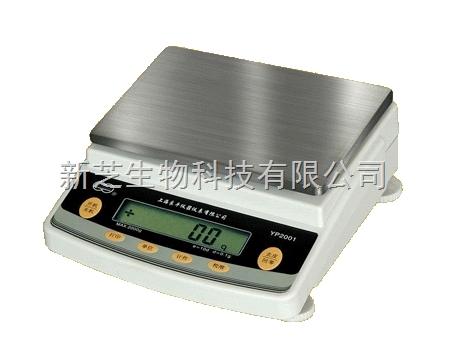 上海良平电子天平YP1201