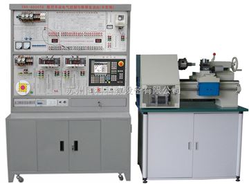 THS-802CTB型數控車床電氣控制與維修實訓臺(半實物)