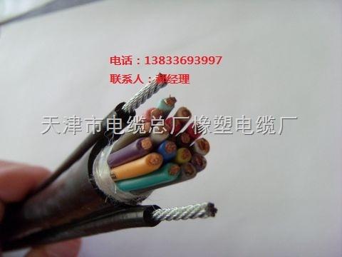 供应kvvrc天车控制电缆|kvvrc-10*2.5行车电缆价格