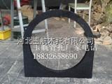 批发蒸汽管道木管托 蒸汽管道辅助材料