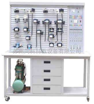 TK-1003型氣動PLC控制實訓裝置