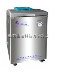 上海申安立式压力蒸汽灭菌器LDZF-50KB-II自动排汽报价