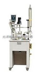 ZM-10L实验室用10升单层玻璃反应釜厂价直销现货供应