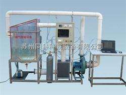 TKDQ-588-II数据采集烟气脱硫设备(透明有机玻璃)