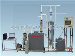 TKDQ-574-II数据采集碱液吸收法净化气体中SO2装置