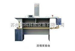 TK-581沿程阻力系数测定实验台