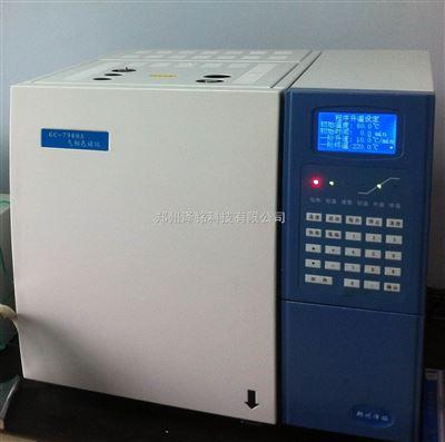 GC7980A空气中非甲烷总烃检测专用气相色谱仪